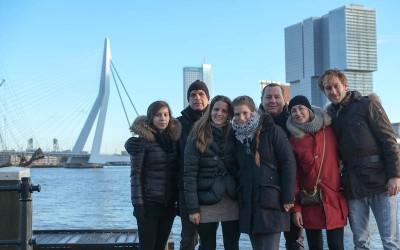 team-experience ad Amsterdam e Rotterdam
