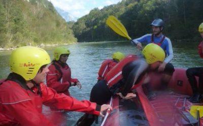 Team Building… rafting!